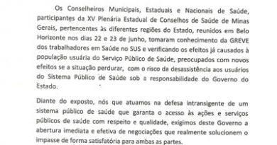 27 - Carta enviada ao governador