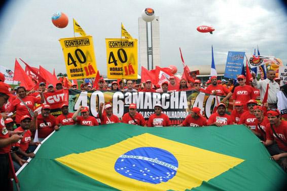 CUT-agenciabrasil 6a marcha