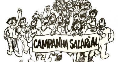 campanha salarial