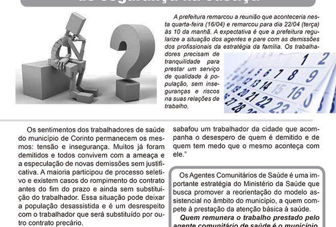 Jornal 16 de Abril Corinto