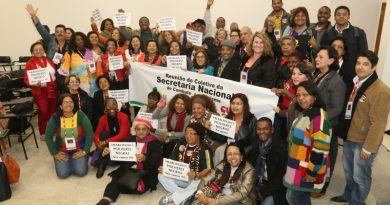 Plenaria racismo 2014