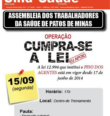 assembleia Patos 15 09