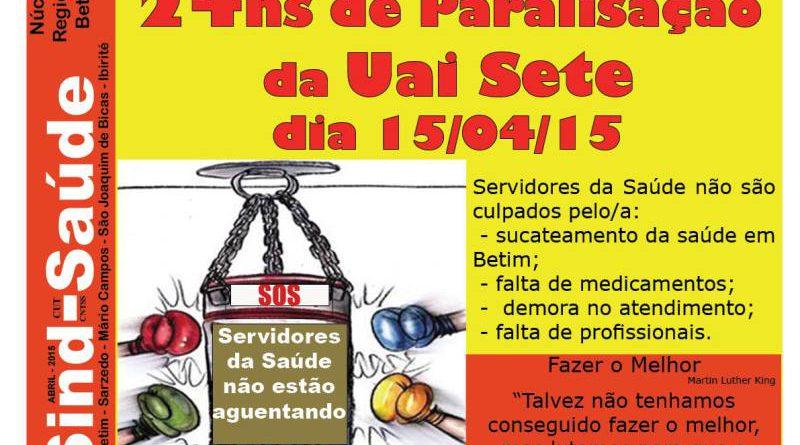 CARTAZ PARALISA BETIM 15 4