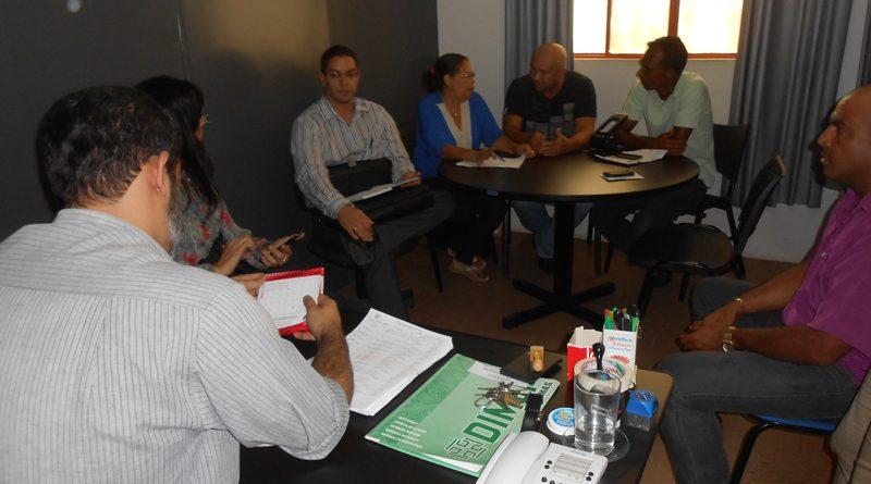 reuniao secretaria brasilia de minas