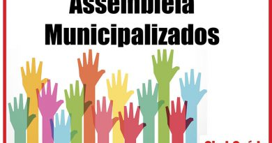 Assembleia municipalizados