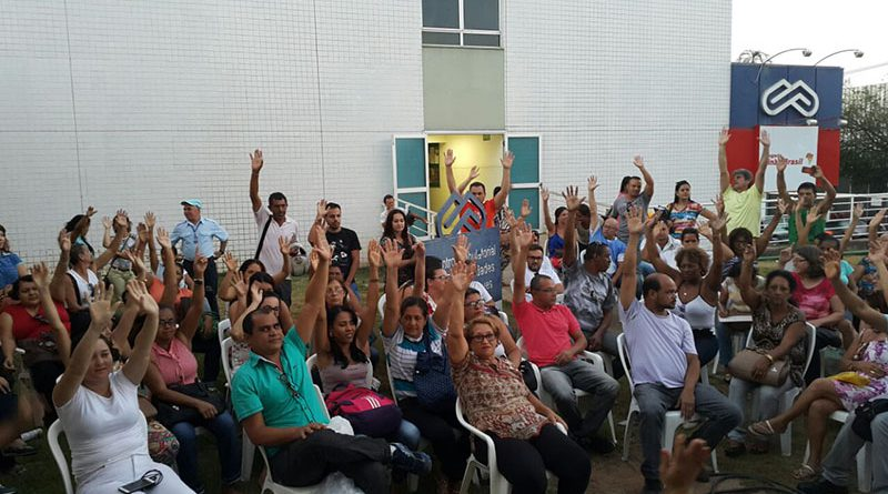 11 assembleia unimontes greve