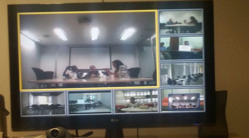 16 videoconferencia