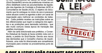 Informativo Agentes Janeiro