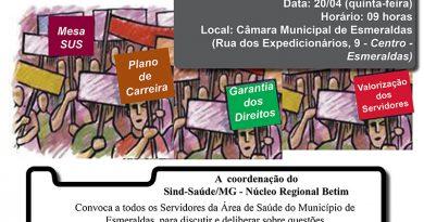 cartaz Esmeraldas 20 04