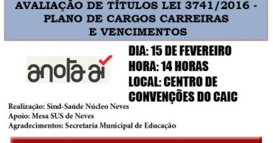 Assembleia Neves15 FEV