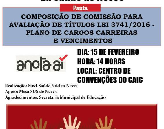 Assembleia Neves15 FEV