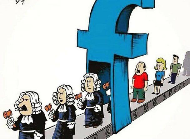 charge Tigre tribunal do facebook