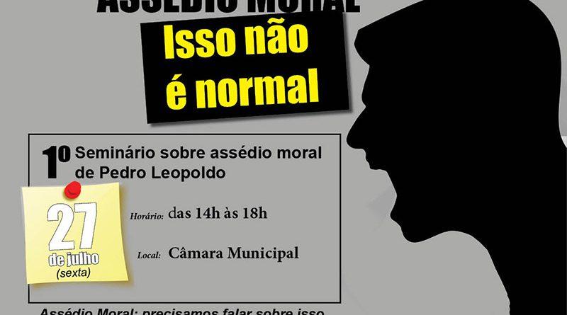 Assédio Moral Pedro Leopoldo site