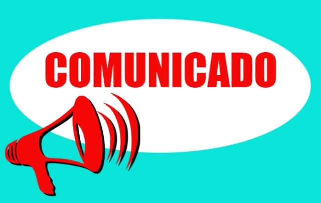 COMUNICADO sind