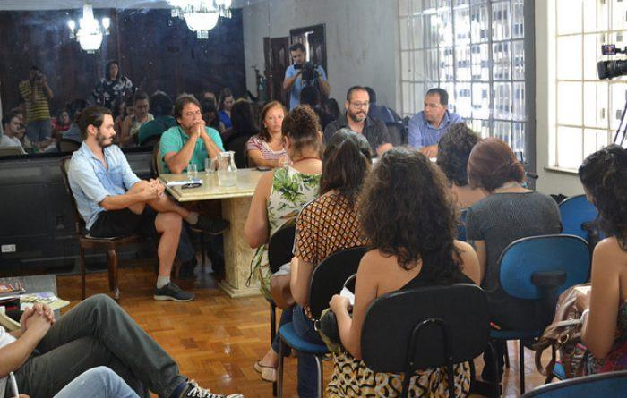 Entrevista Sindicato Jornalistas