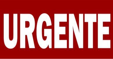 informe urgente