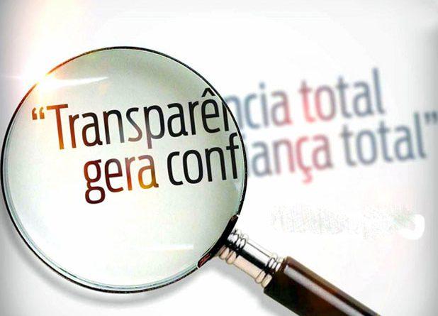 Transparência Lionete