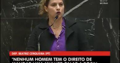 Beatriz Cerqueira Não calarão