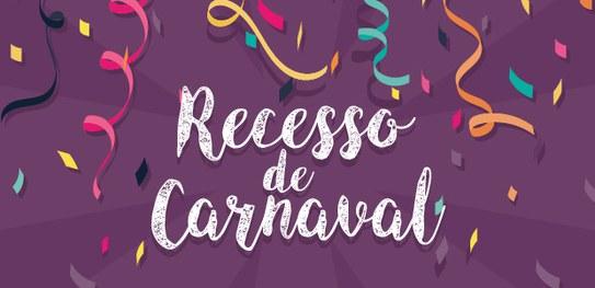 Sind recesso carnaval