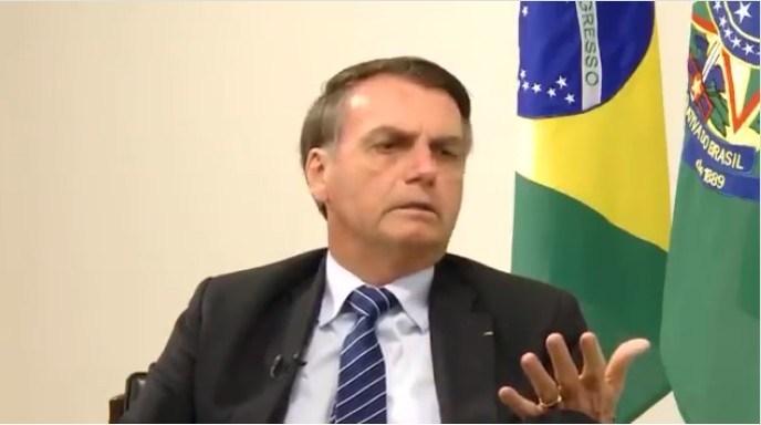Bolsonaro delcaracao enfermagem