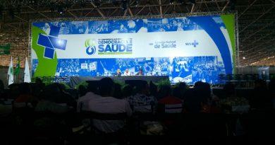 Conferencia Nacional Saude 16 a