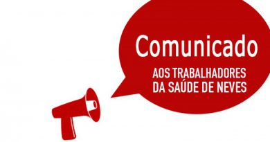 comunicado neves