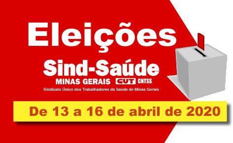 eleição 2020 Nova Data Abril site