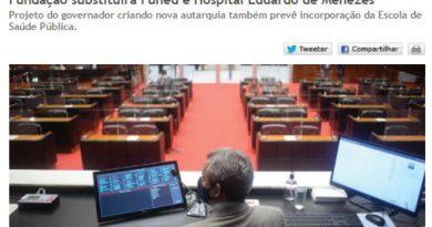 Sind-Saúde convoca Assembleia conjunta Funed, ESP e HEM